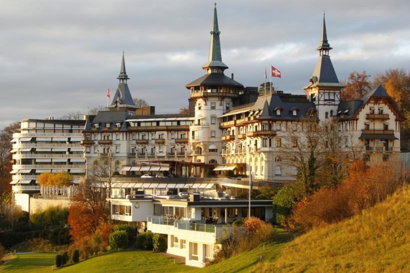 Dolder Grand Hotel in Zurich