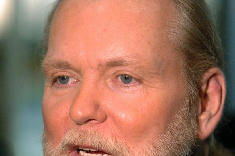 Georgia Music Hall of Fame inductee Gregg Allman arrives at the 28th Annual Awards Banquet in Atlanta