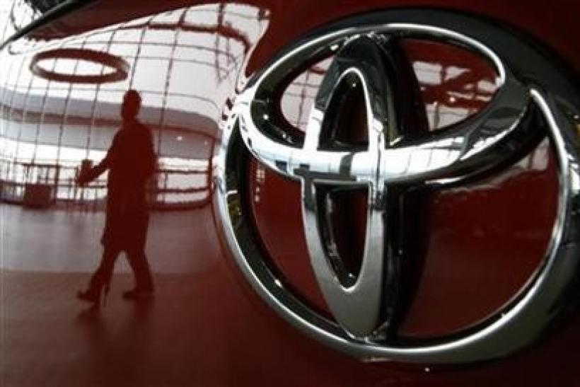 Toyota to revamp Ontario plants with government help