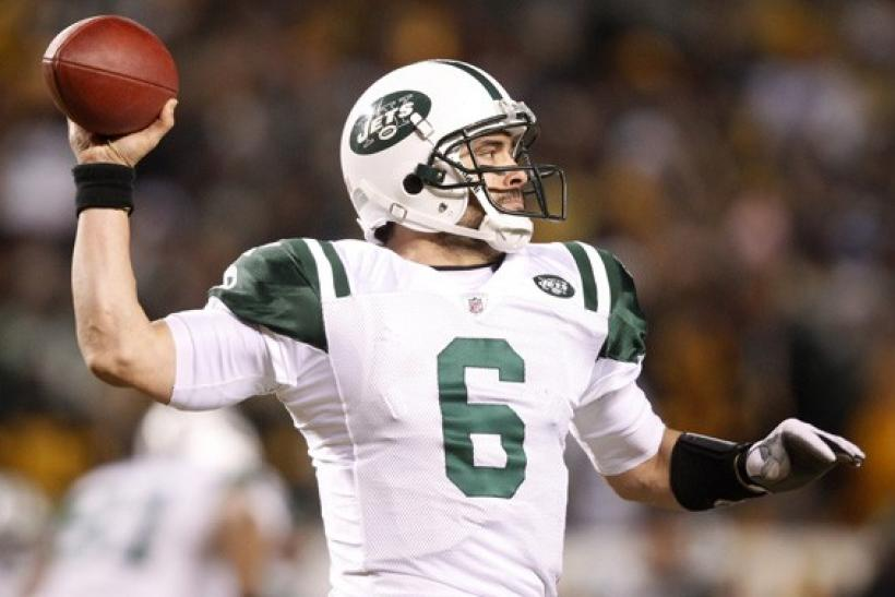 mark sanchez new york jets
