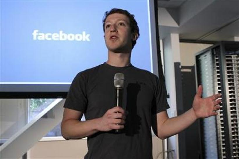 Mark Zuckerberg's Google+ Game: Now You See Me, Now You Don't