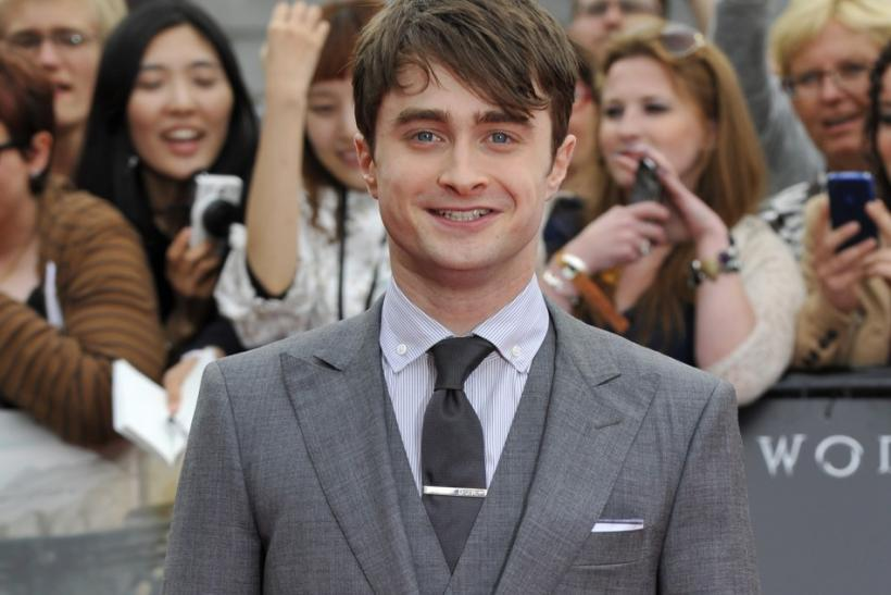 Daniel Radcliffe on Red Carpet