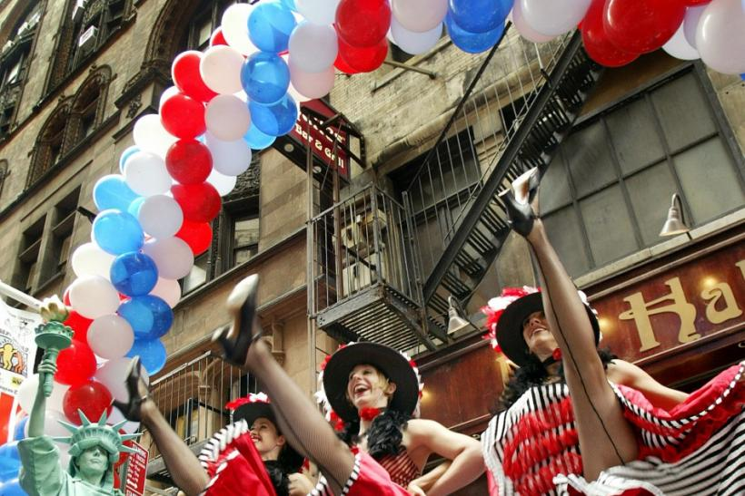 Bastille Day in New York