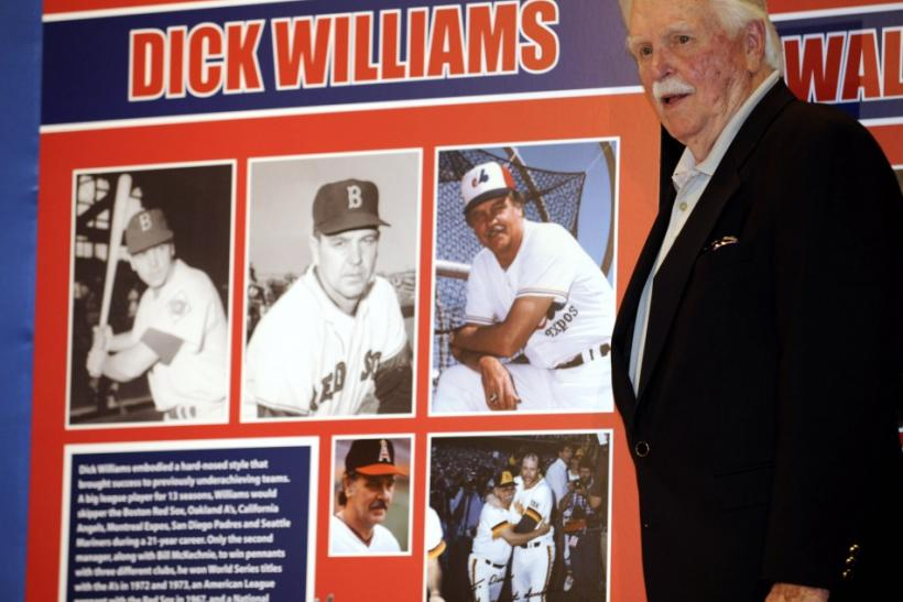 Dick Williams Dead at 82