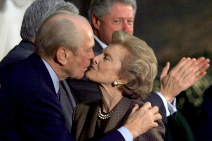 Betty Ford is Dead at 93