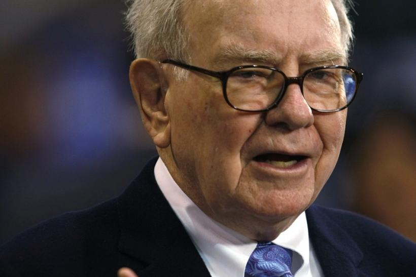 Warren Buffett – .U.S.