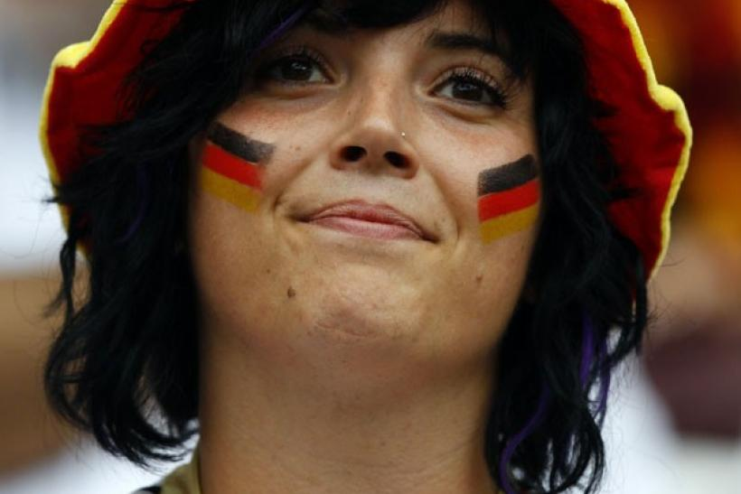 Supporter of Germany