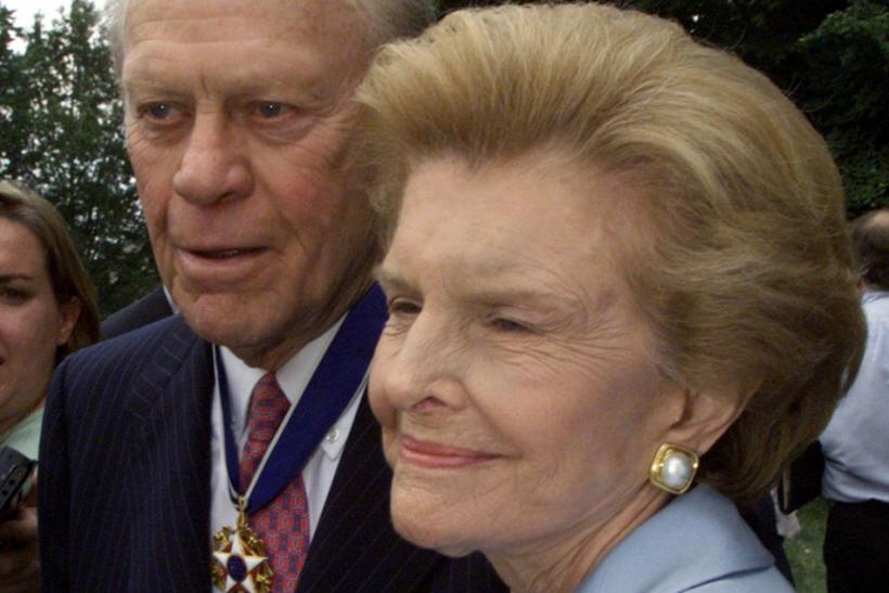 Betty Ford, Former First Lady, Dead at 93