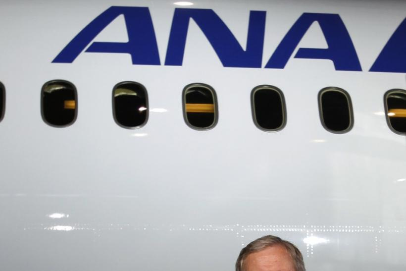 Boeing and ANA Conduct 787 Dreamliner Service Readiness Validation in Japan