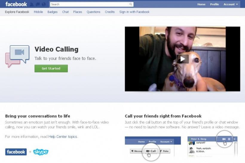 Major Flaw With Facebook's Video Calling, You Can Be Watched