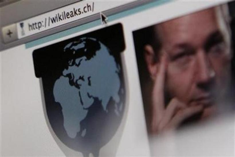 WikiLeaks Poised to Publish Global Security Firm's Email Exchanges