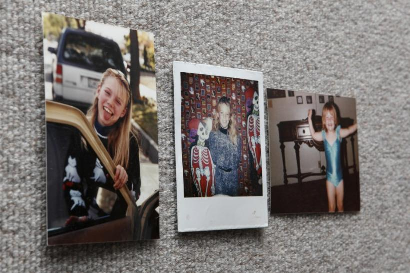 Family photos of Jaycee Dugard