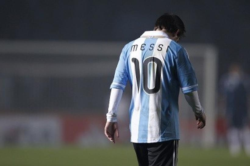b9f5a38862e Lionel Messi: Both a Star For Barcelona and Argentina? (Copa America)