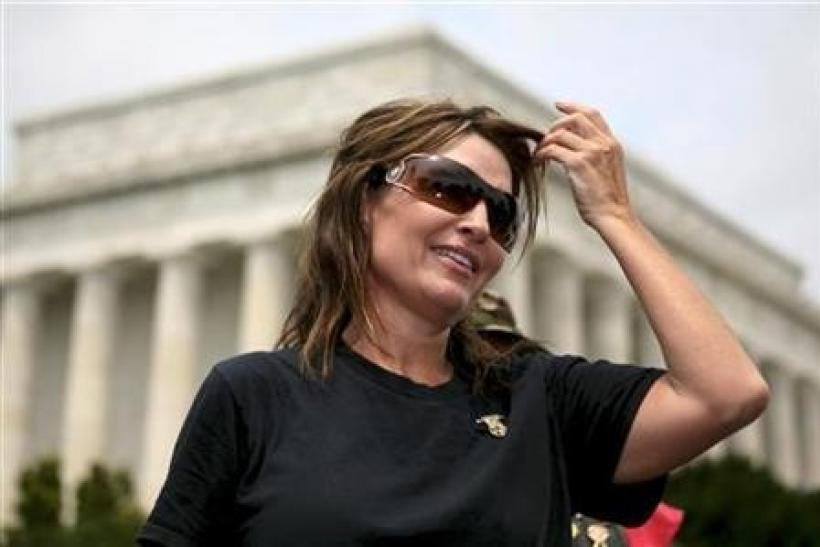 Sarah Palin, former governor of Alaska