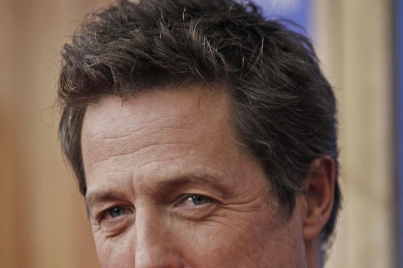 Hugh Grant as David Cameron