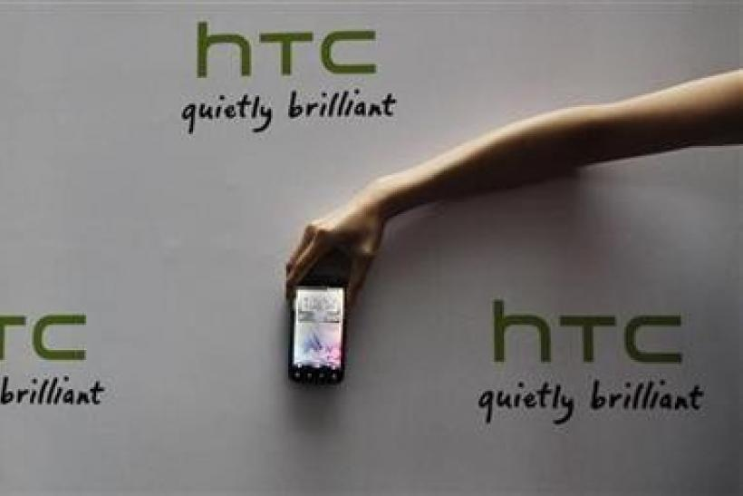 A new HTC Android-based smartphone Sensation