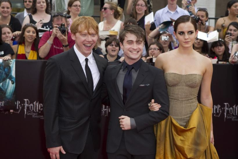 Harry Potter and the Deathly Hallows NYC Premiere