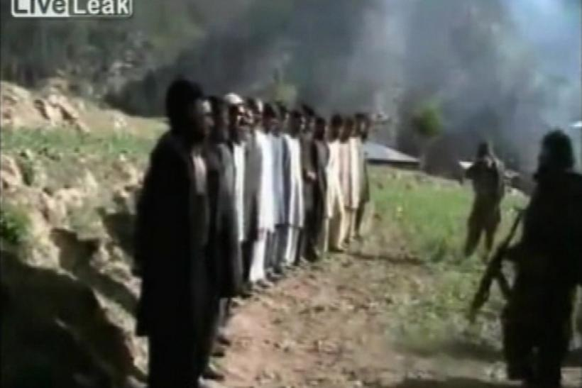 Taliban Video (1 of 3)