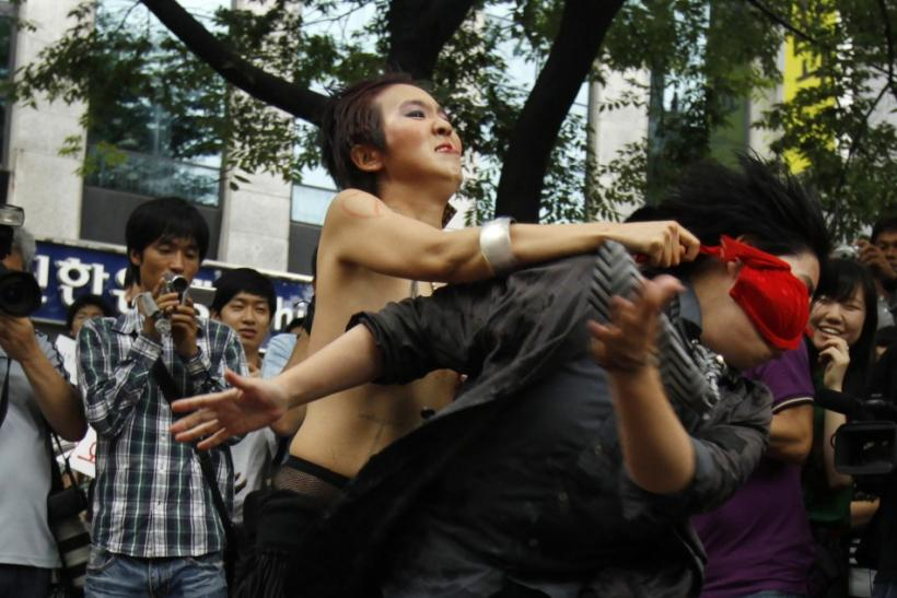 Slutwalk Protest