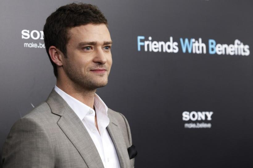 Friends with Benefits Premiere