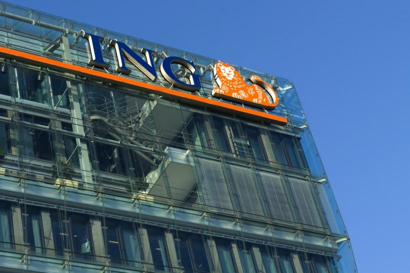 Netherlands' ING banking and insurance group building is seen in Amsterdam