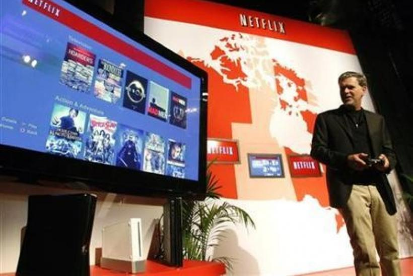 Netflix streaming dilemma: too fast, too cheap