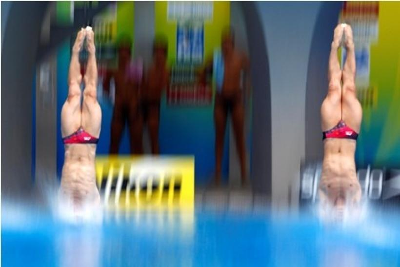 Fina World Championships in Shanghai