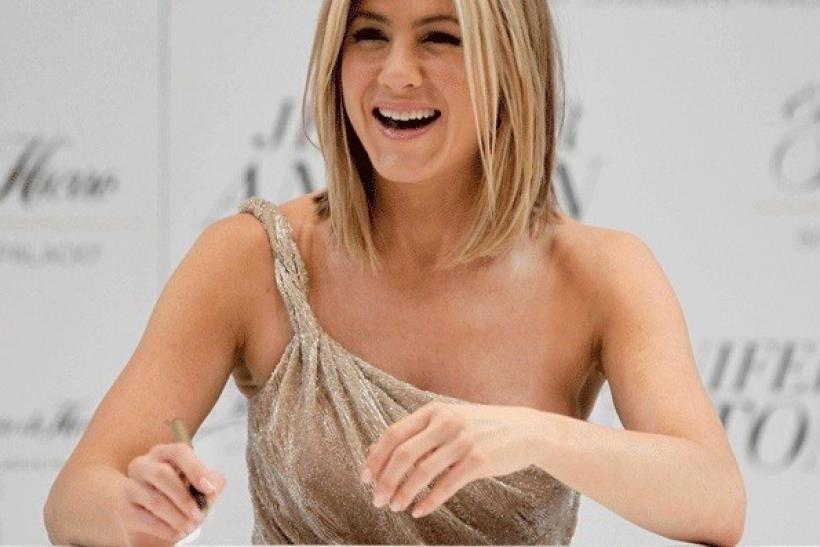 Jennifer Aniston's Topless, Bottomless Nude Scenes in 'Wanderlust' Were  'Liberating'
