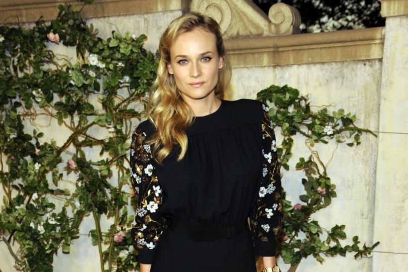 "Actress Diane Kruger attends MIU MIU presents Lucrecia Martel's ""Muta"" held at a private residence in Beverly Hills, California"