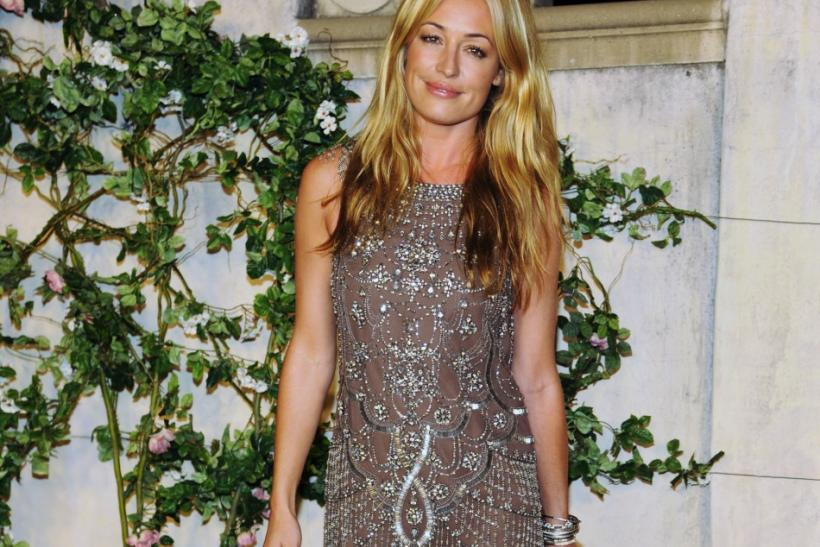 "Cat Deeley attends MIU MIU Presents Lucrecia Martel's ""Muta"" held at a private residence in Beverly Hills, California"