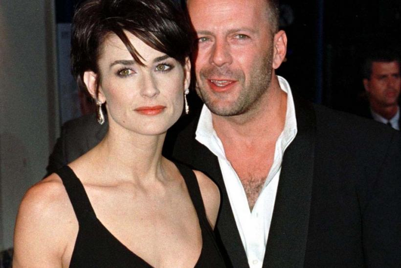 Bruce Willis & Demi Moore