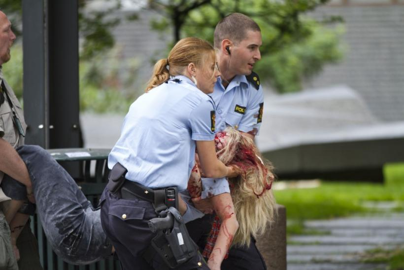 Striking PHOTOS: Norway Explosion and Shooting Kill at least 91