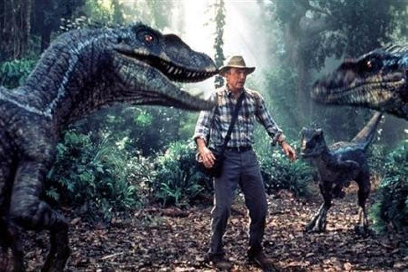 "Spielberg plans return trip to ""Jurassic Park"""
