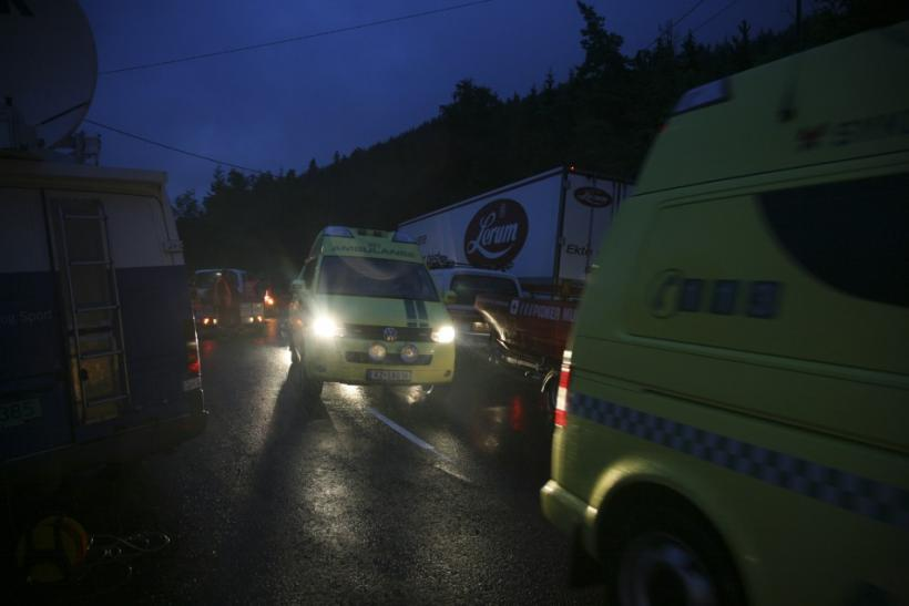 Norway Explosion and Shooting Kill at least 91 (PHOTOS)
