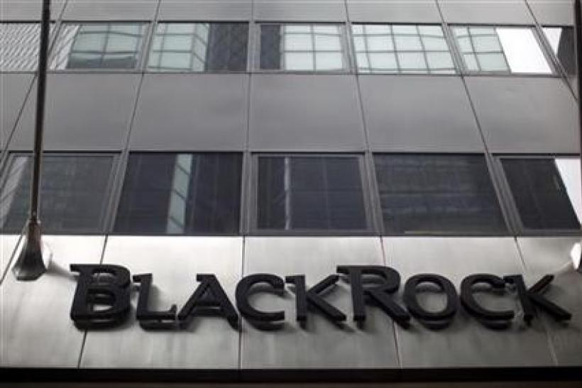 BlackRock Inc. (NYSE: BLK)