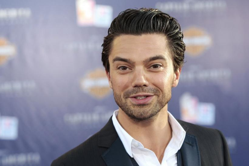 "Cast member Dominic Cooper arrives at the ""Captain America: The First Avenger"" film premiere in Hollywood, California"