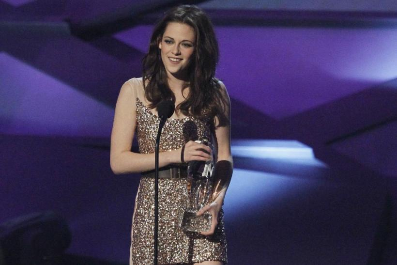 Kristen Stewart The People's Choice