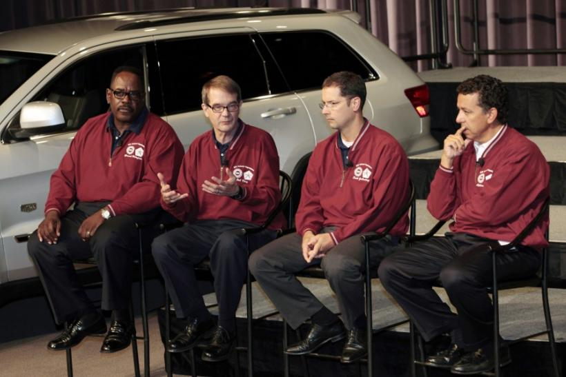 UAW, Chrysler Begin Contract Talks