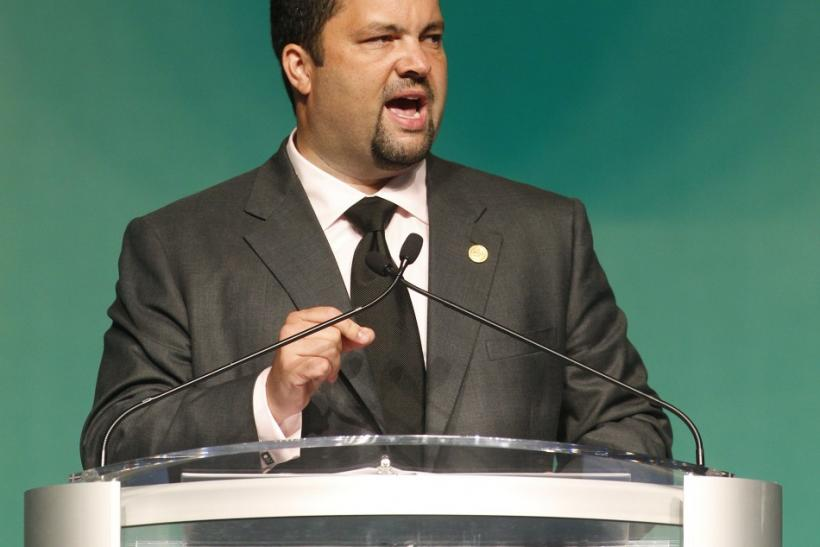 NAACP President and CEO Benjamin Todd