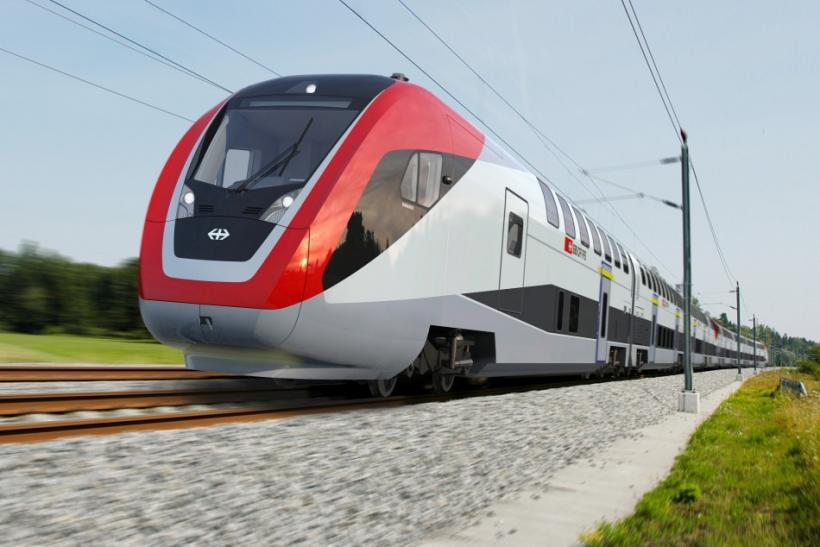 Bombardier Bags $648 Million German Rail Order