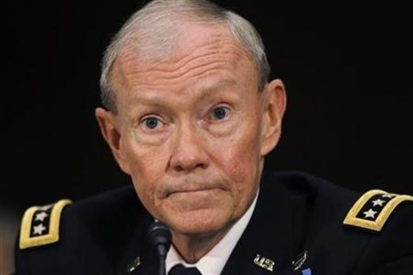 Top general warns against deep defense cuts