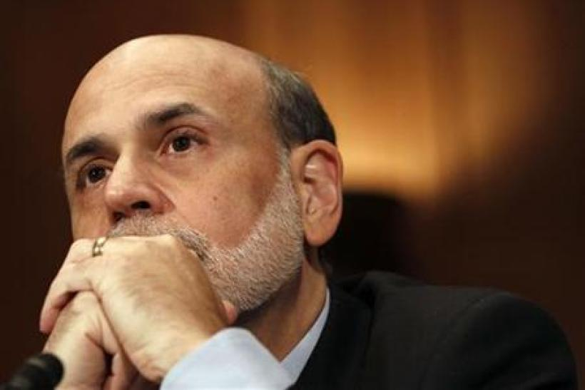 Chairman of the Federal Reserve Ben Bernanke