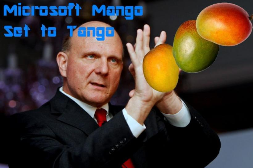 Microsoft Mango could be Steve Ballmer's best bet ever