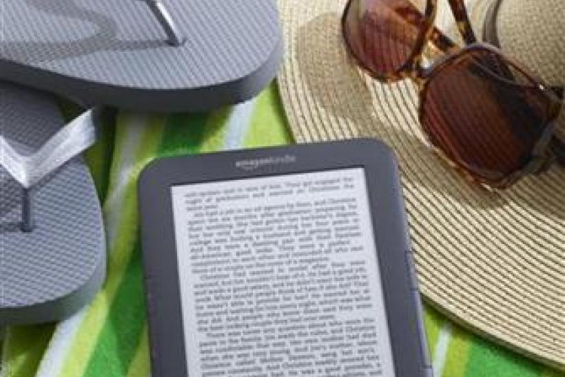 Amazon Kindle Online Update