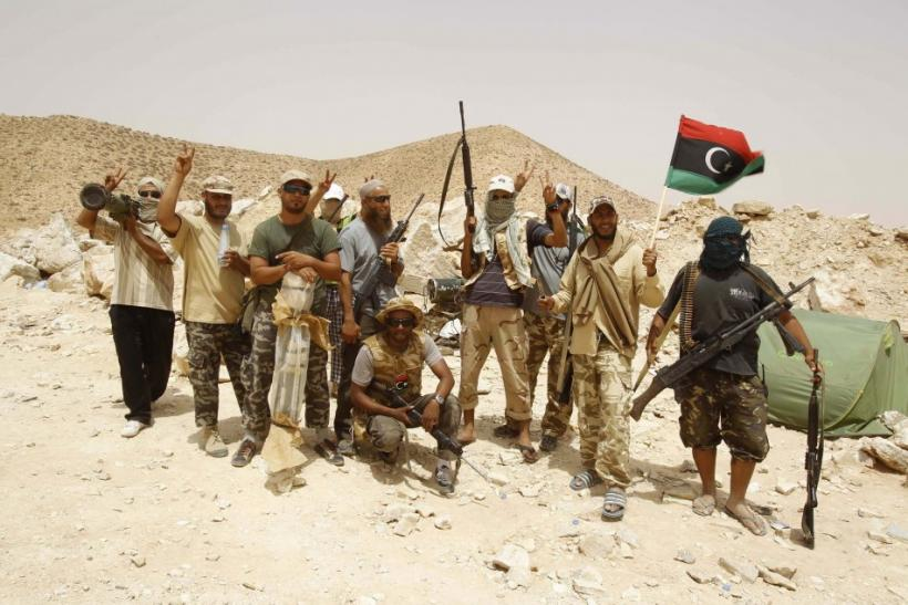 Fight for Libya