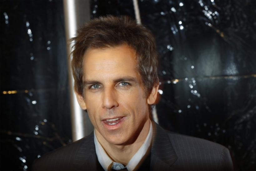 No. 6 Ben Stiller - Total Earning: $34 million