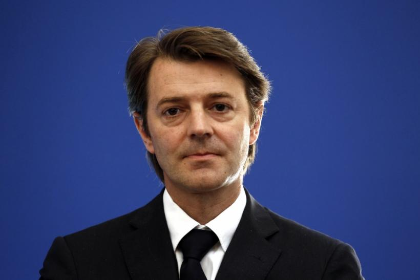 France's Finance and Economy Minister Francois Baroin