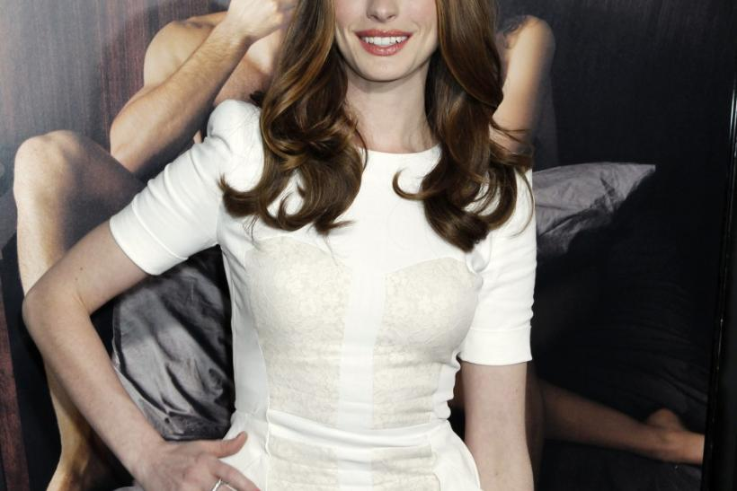 Anne Hathaway's transformation