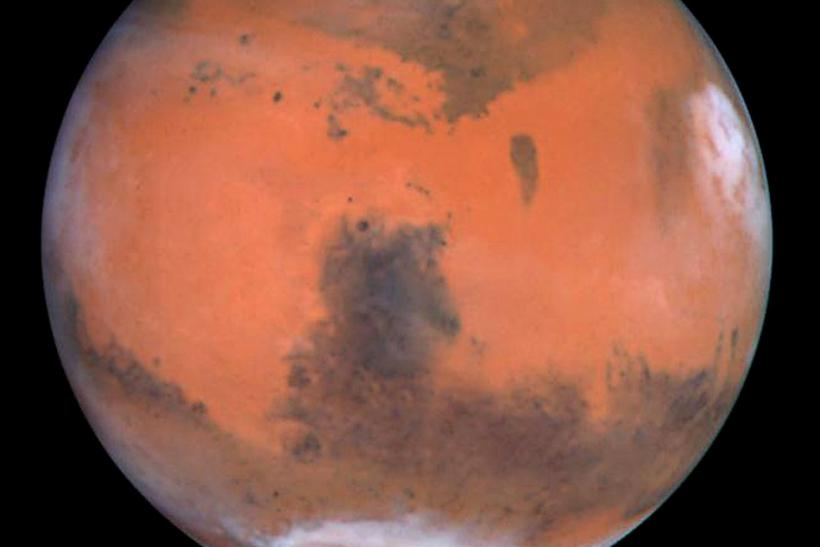 Space Mission to Bring Life to Mars Suffers Engine Breakdown