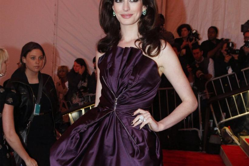 Catwoman Anne Hathaway's Remarkable Fashion Evolution.